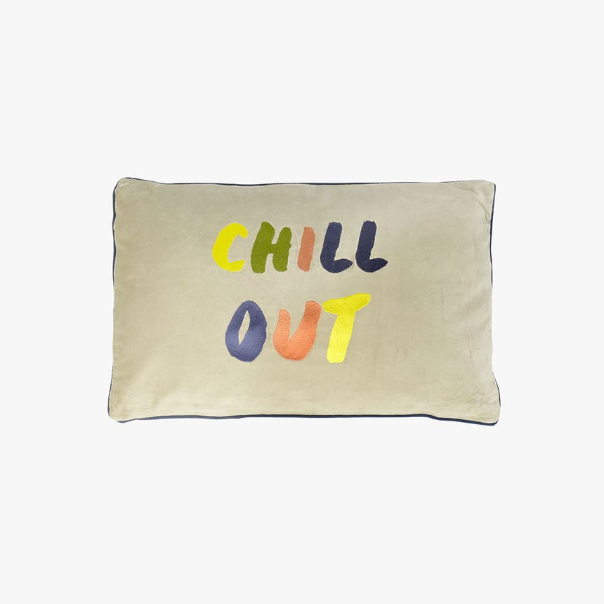 Almofada Chill out 35x55 cm