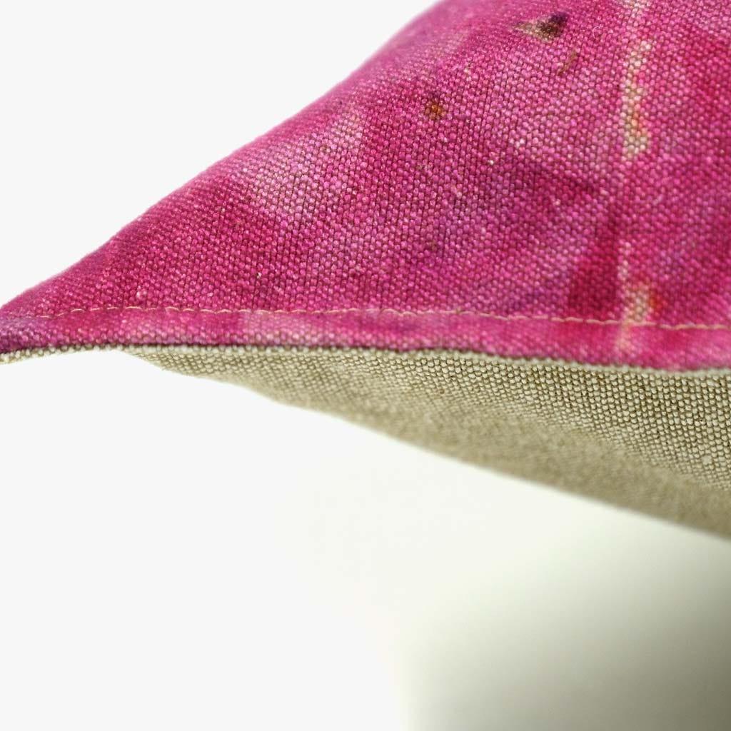 Capa de Almofada Buganvília Rosa 50x50 cm