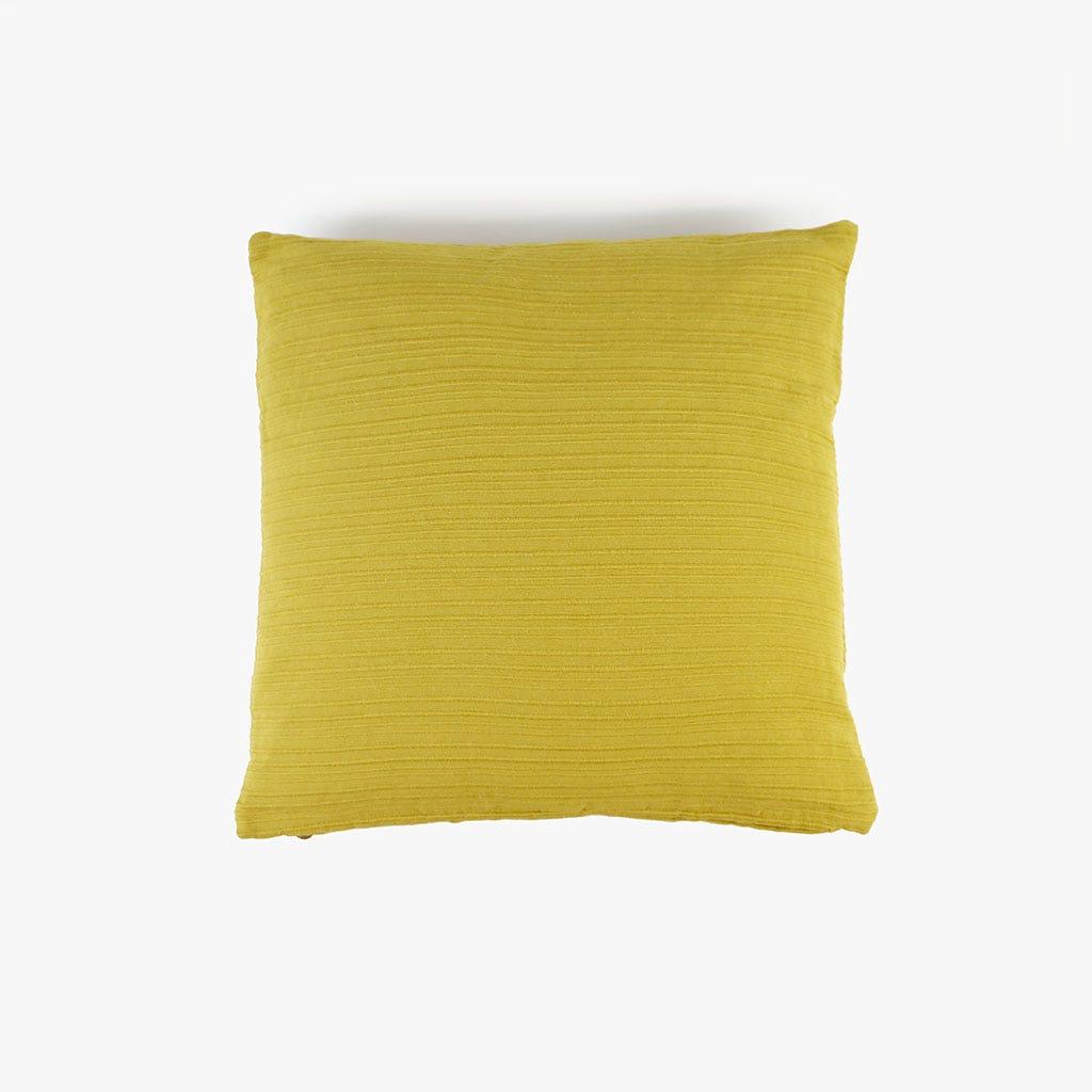Capa de almofada Ocre 45x45 cm