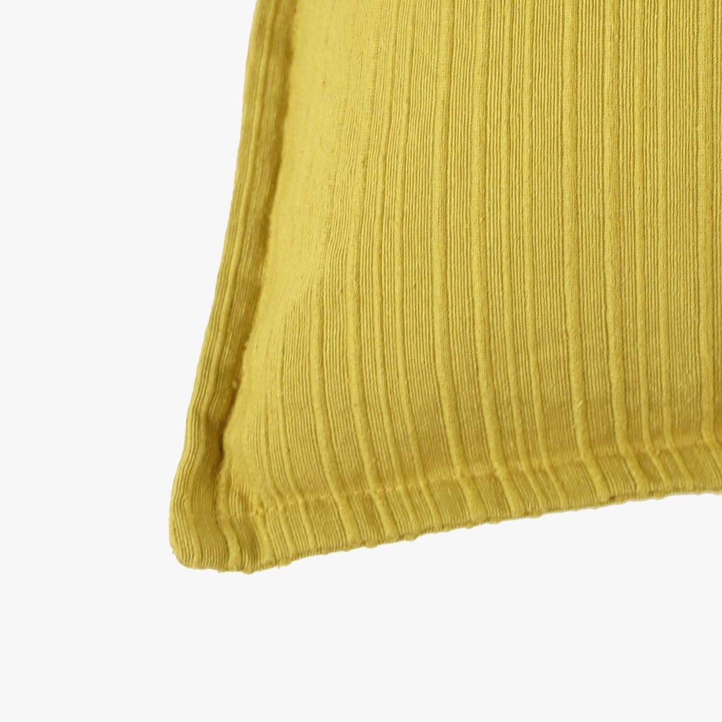 Capa de almofada Ocre 65x65 cm