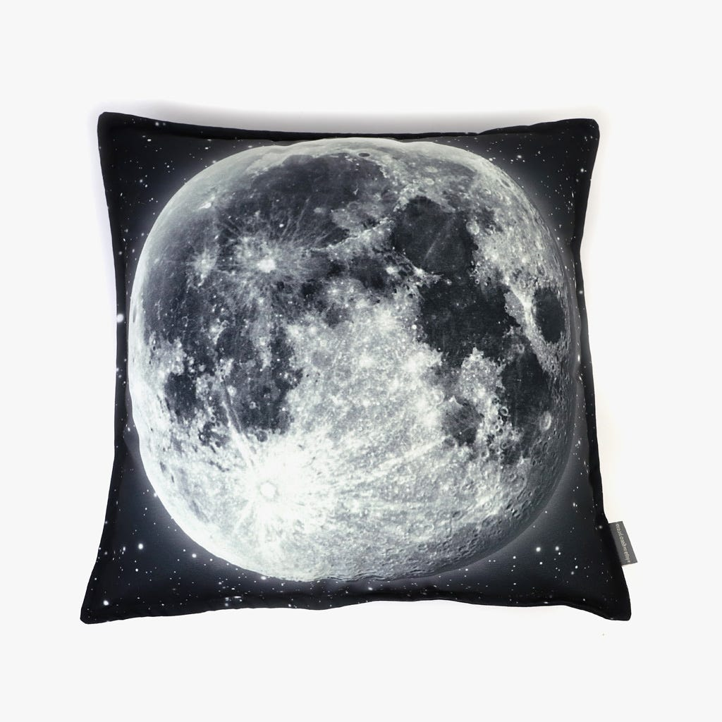 Capa de almofada MoonAge 50x50 cm