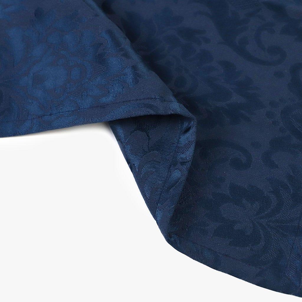 Guardanapo Medalhão Azul 45x45 cm (conjunto2)