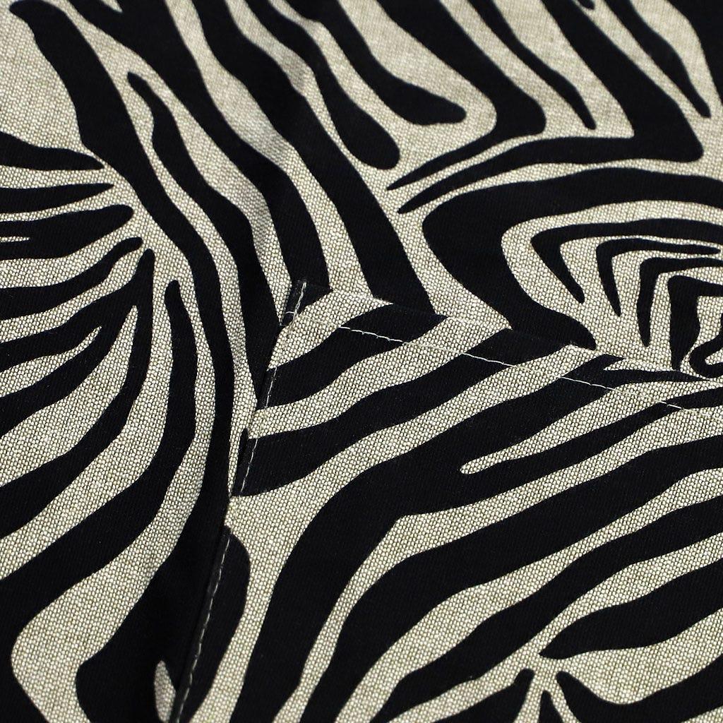 Avental Jungle Fever Zebra 75x90 cm