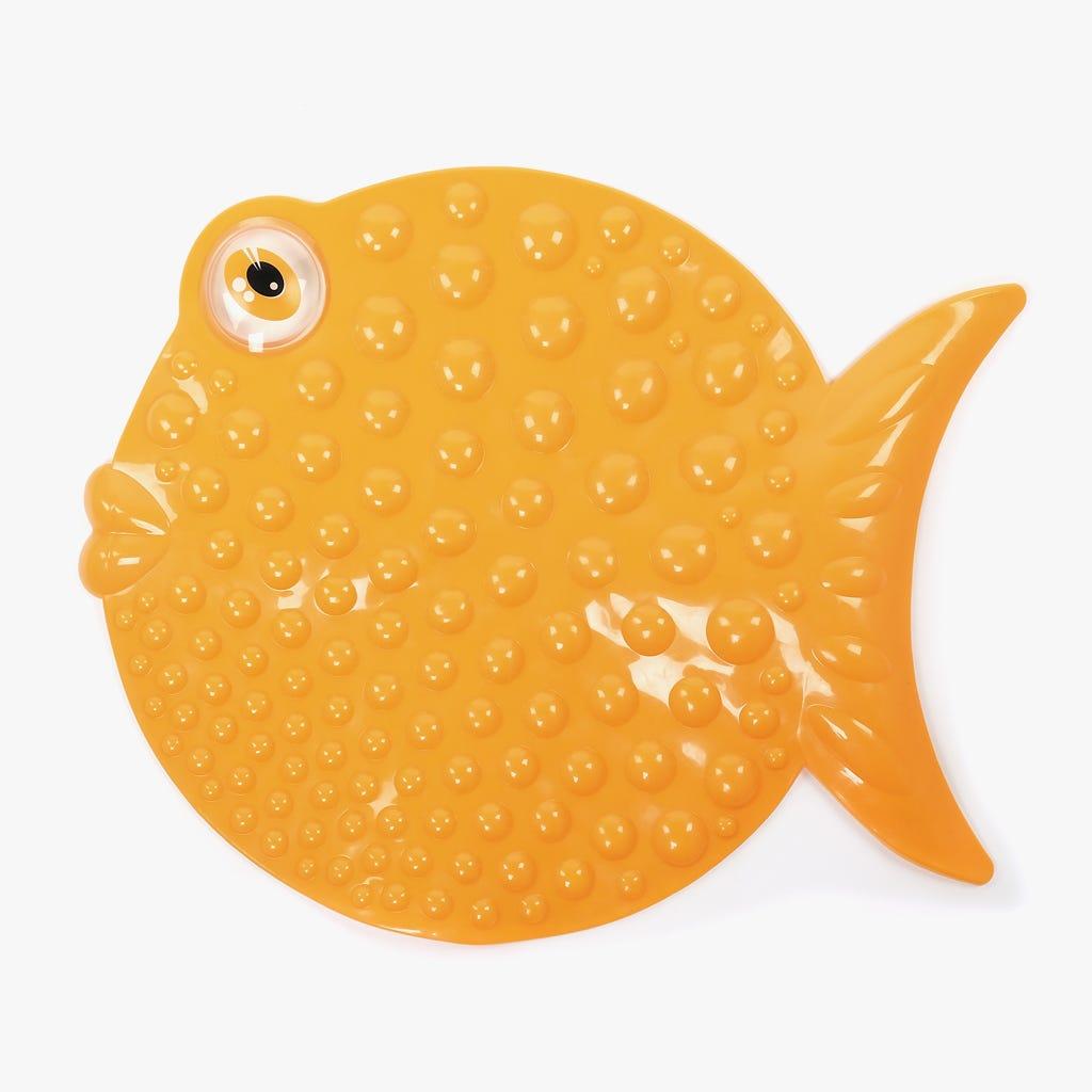 Tapete de Banho Peixe Laranja