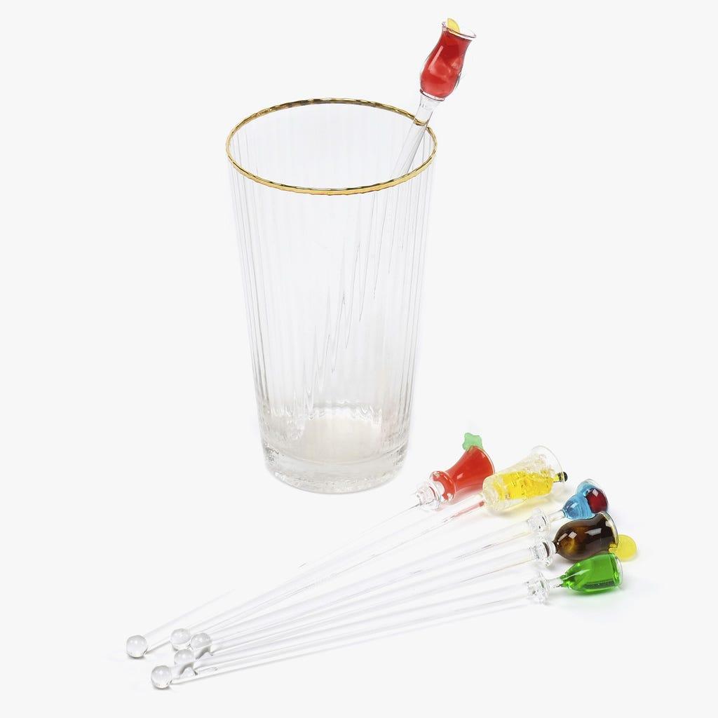 Misturador de Bebidas (conjunto6)