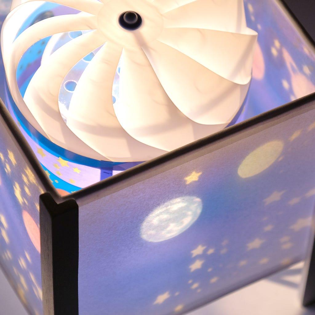 Luminária de Mesa Planetas
