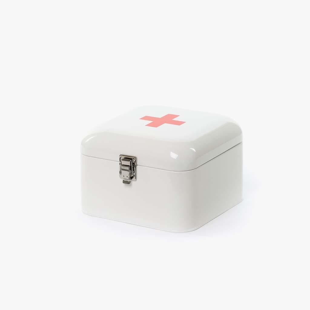 Caixa Enfermaria Branca