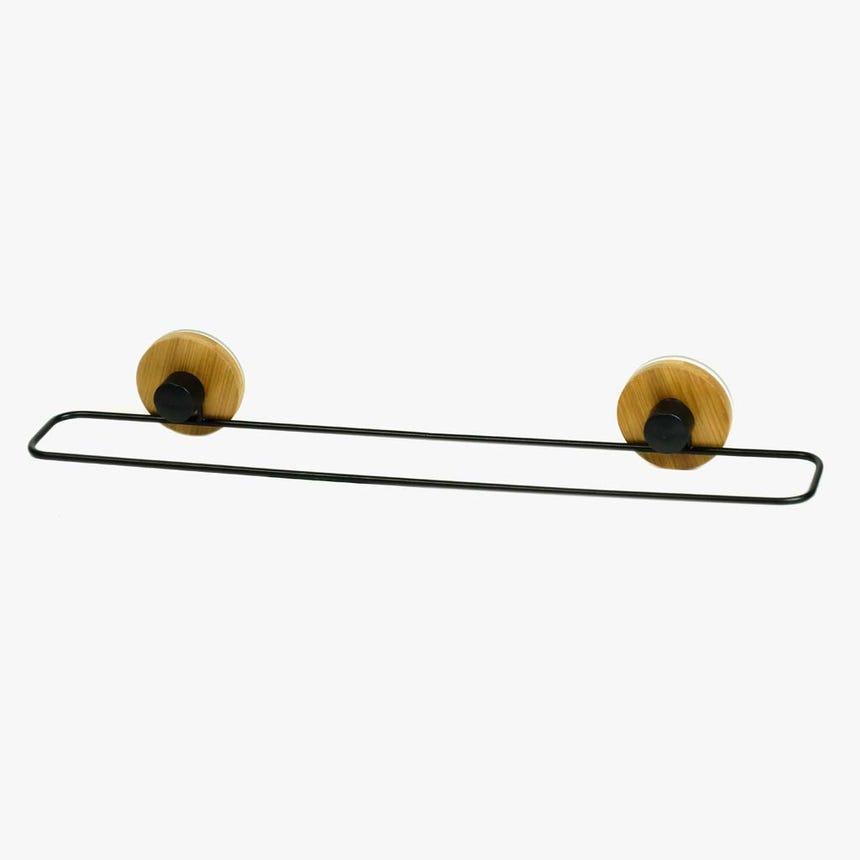 Toalheiro Bambu 40 cm