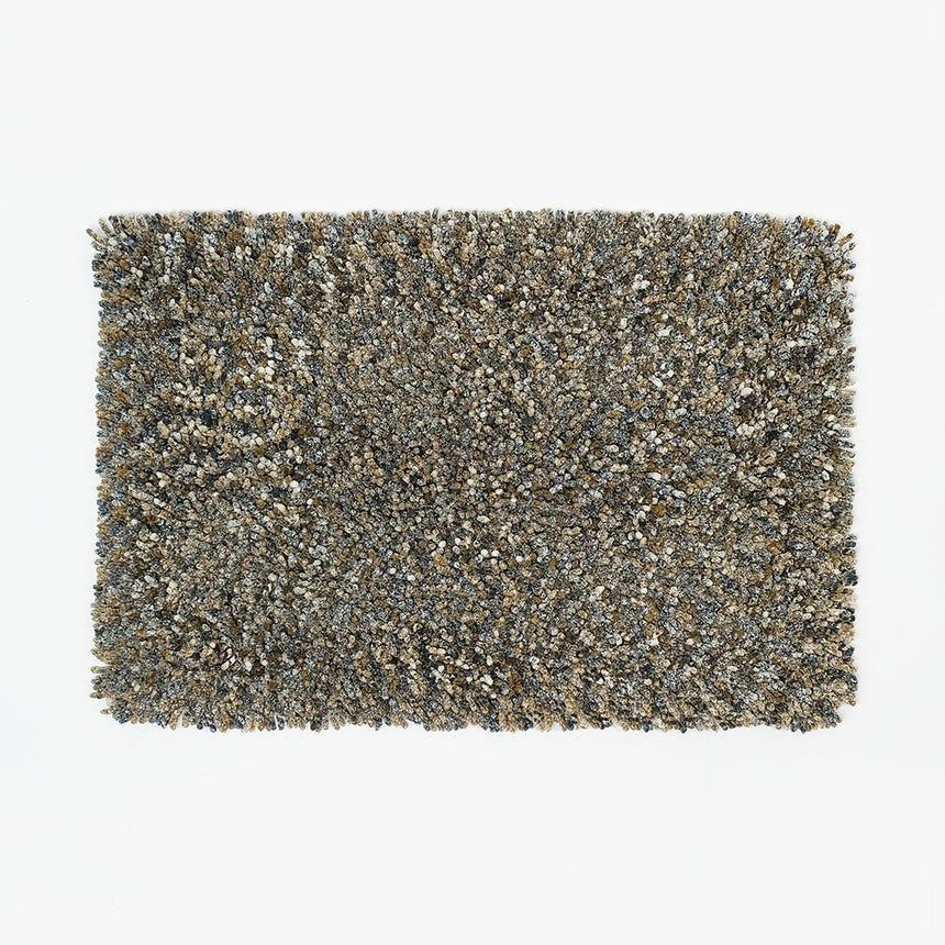 Tapete de Banho Anémona Castanho 50x80 cm