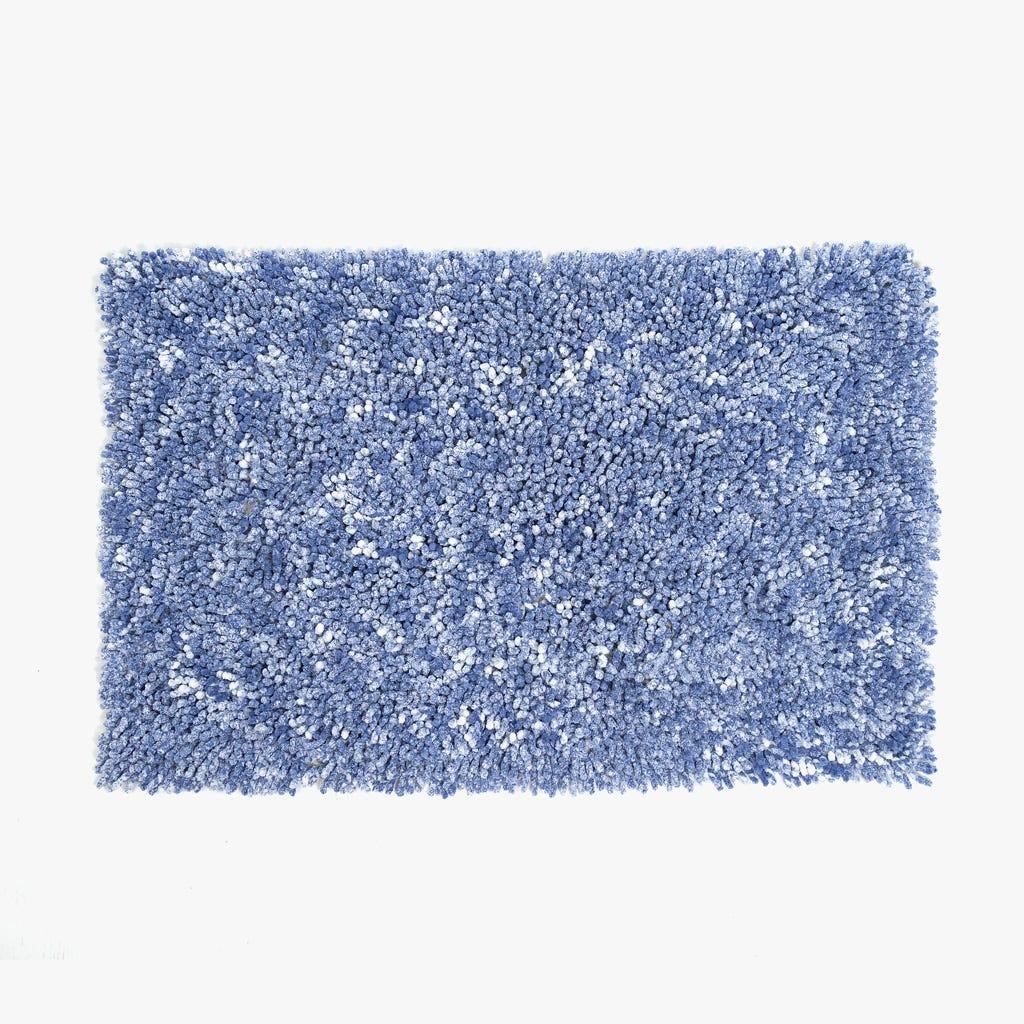 Tapete Anémona Azul 50x80 cm