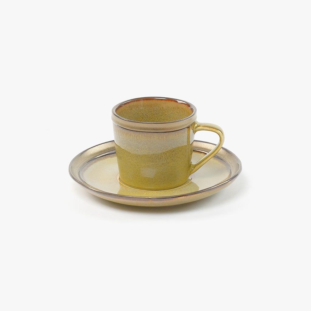 Chávena de Café Cairo Ocre