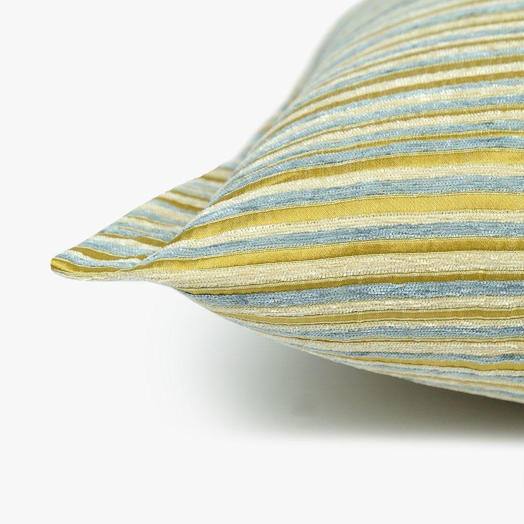 Almofada Havana Riscas Mostarda 240x260 cm