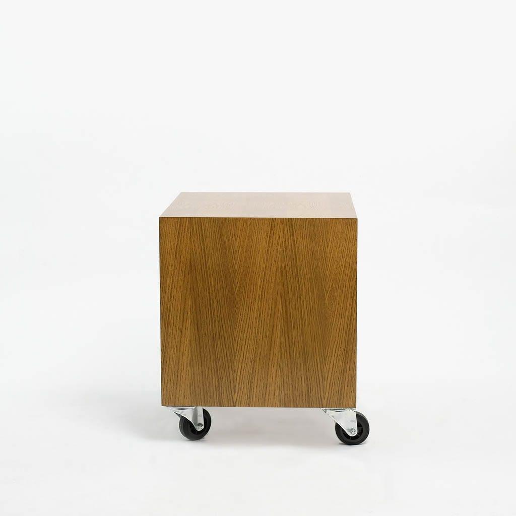 Mesa de Cabeceira Roller 45x45 cm