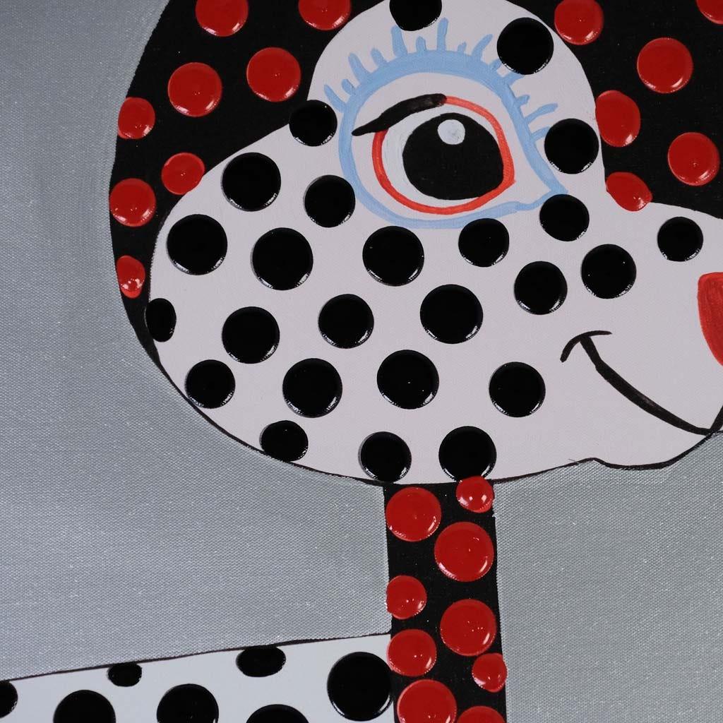 Tela Coelho 70x100 cm
