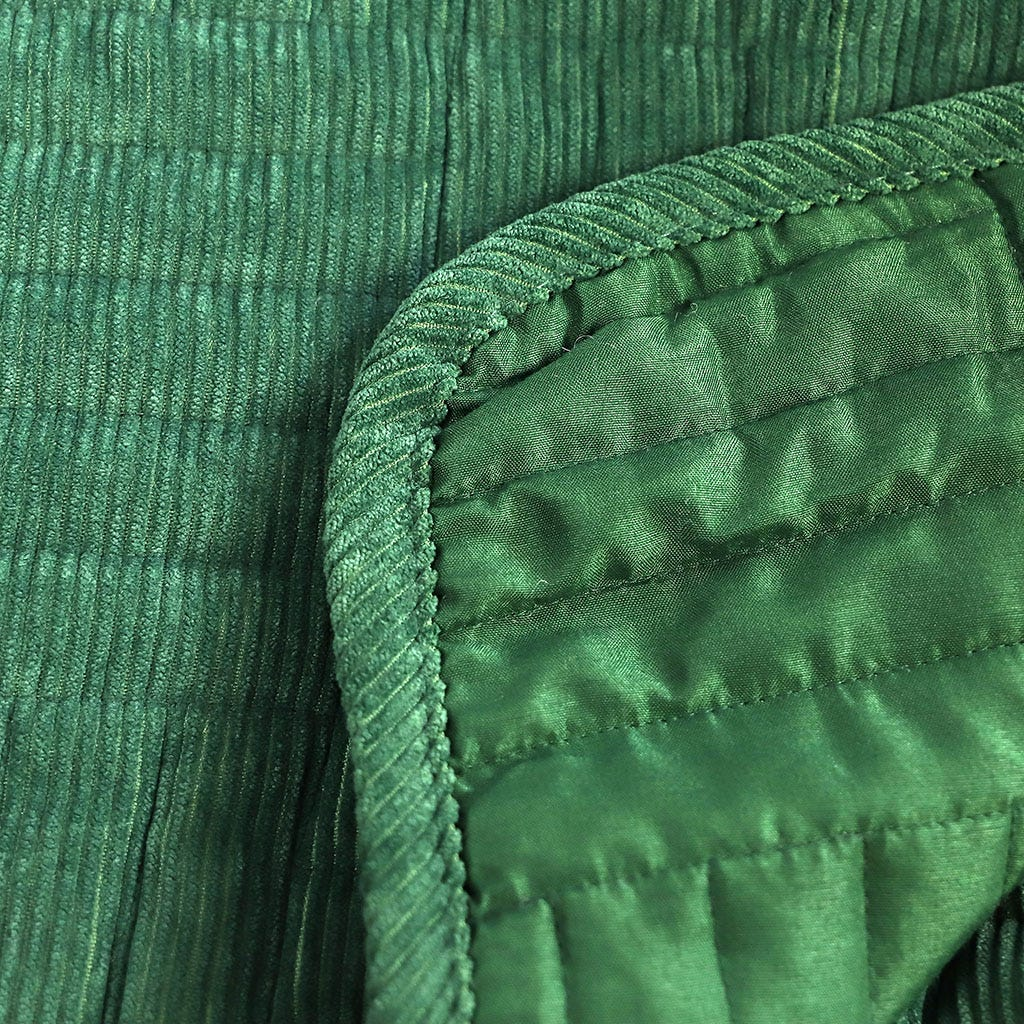 Colcha Bombazine Verde 230x250 cm