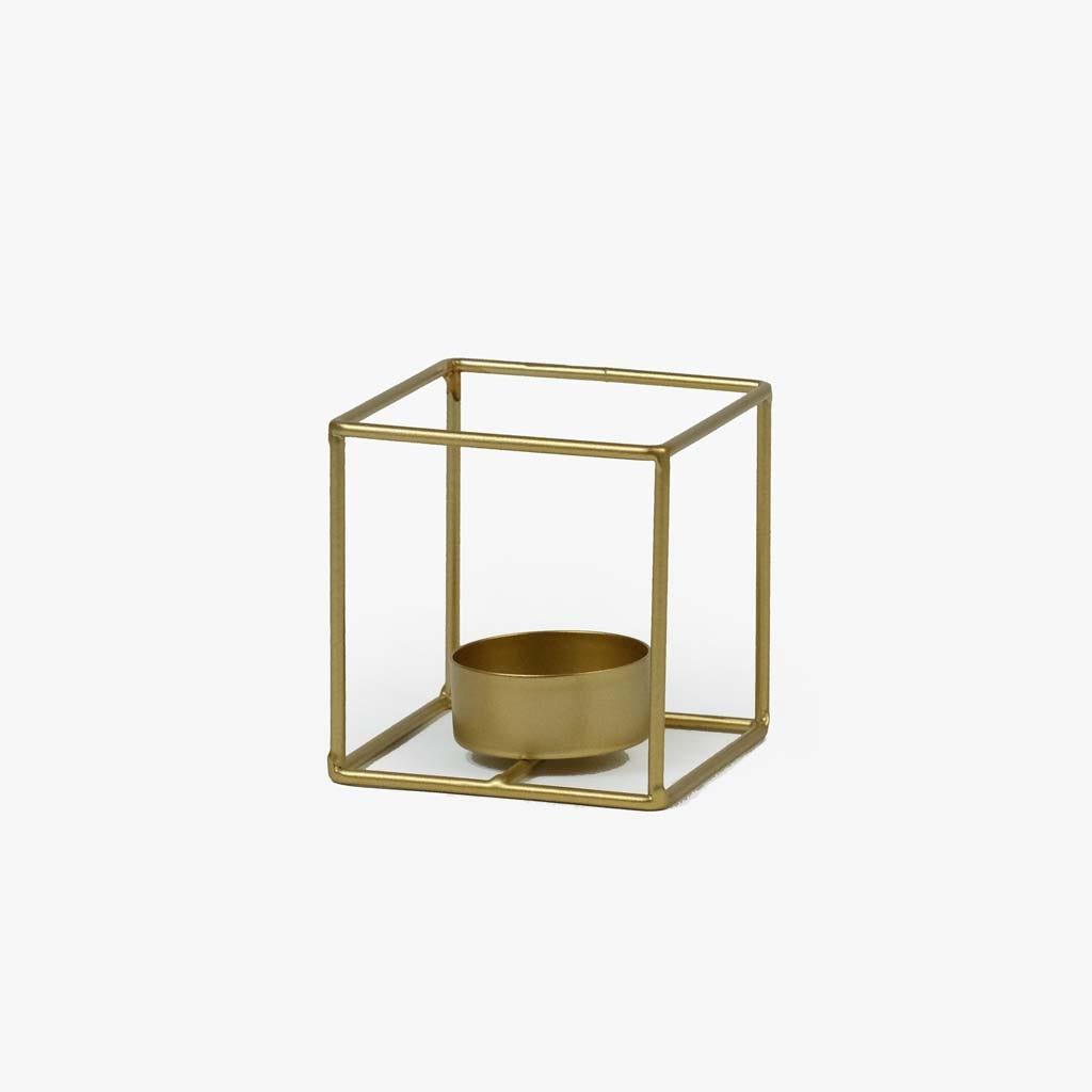 Lanterna dourado7,5 cm