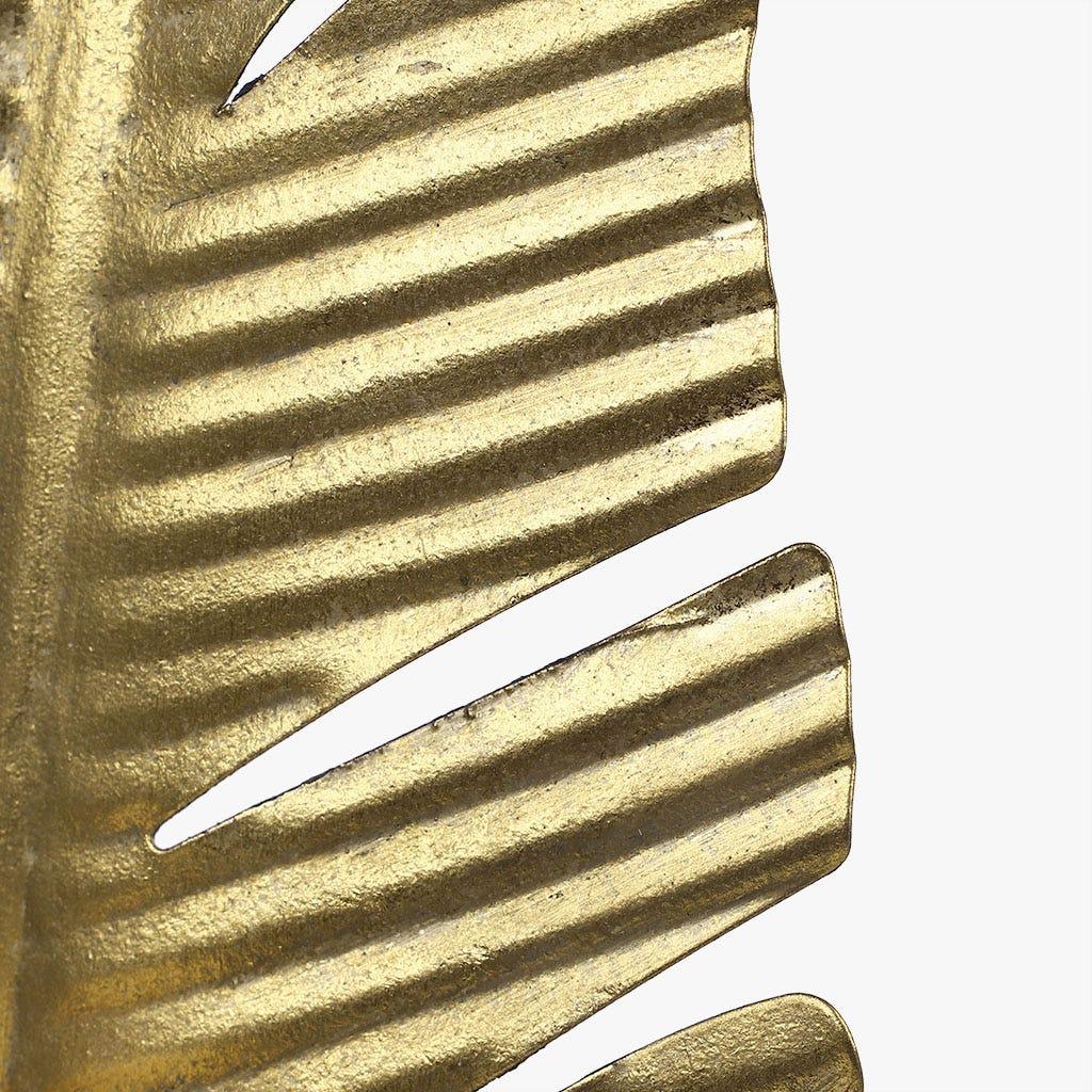 Castiçal Pena 22x16x66 cm
