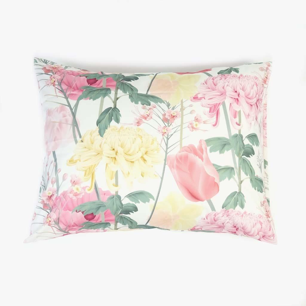 1 Saco de Edredão + 1 Fronha Flower Dream 140x200 cm
