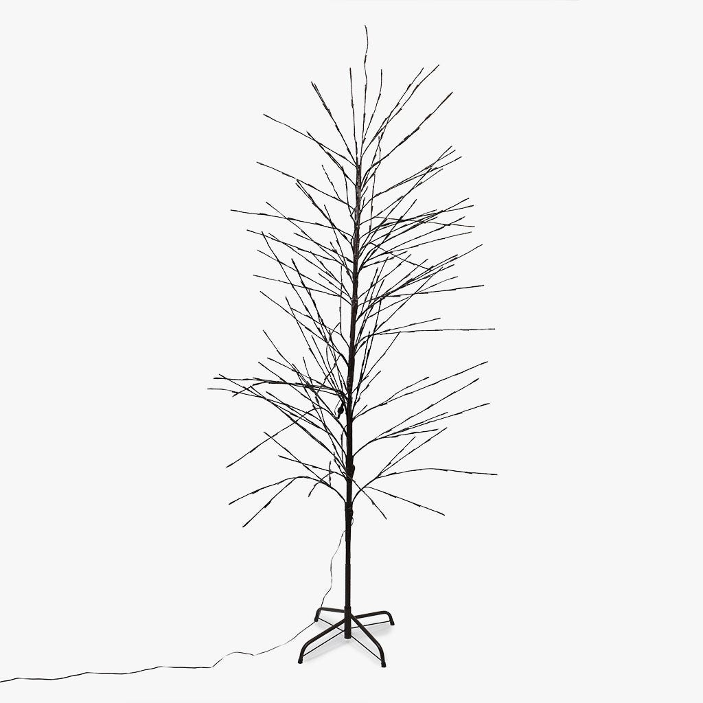 Árvore de natal Outdoor LED 210 cm