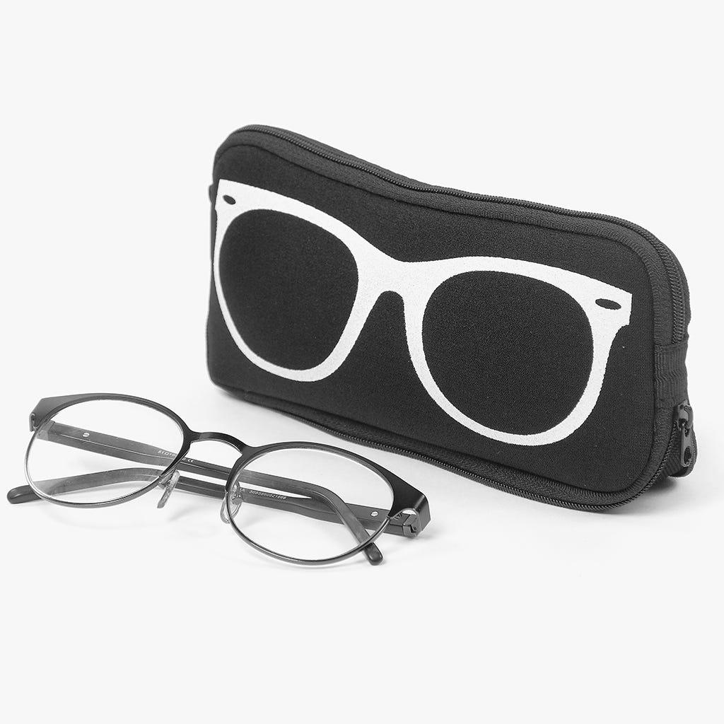 Bolsa para Óculos Preta
