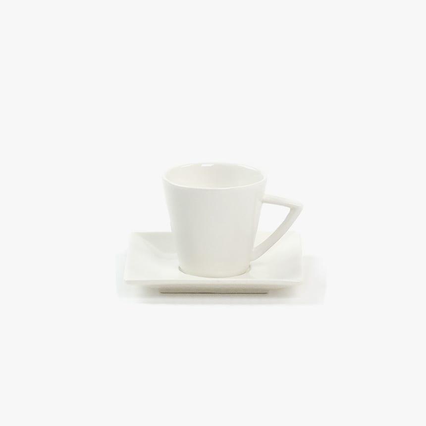 Chávena de Café + Pires Tenor