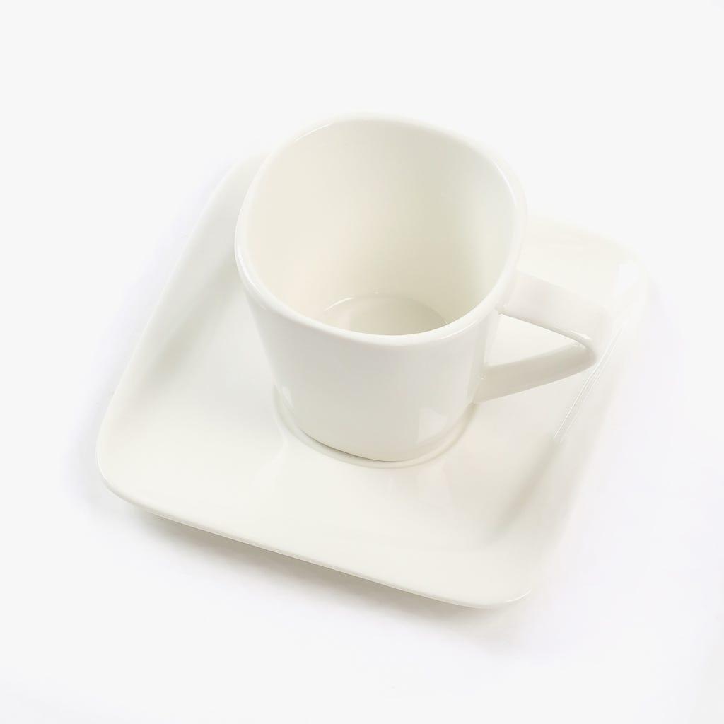 Chávena de Café + Pires Barítono