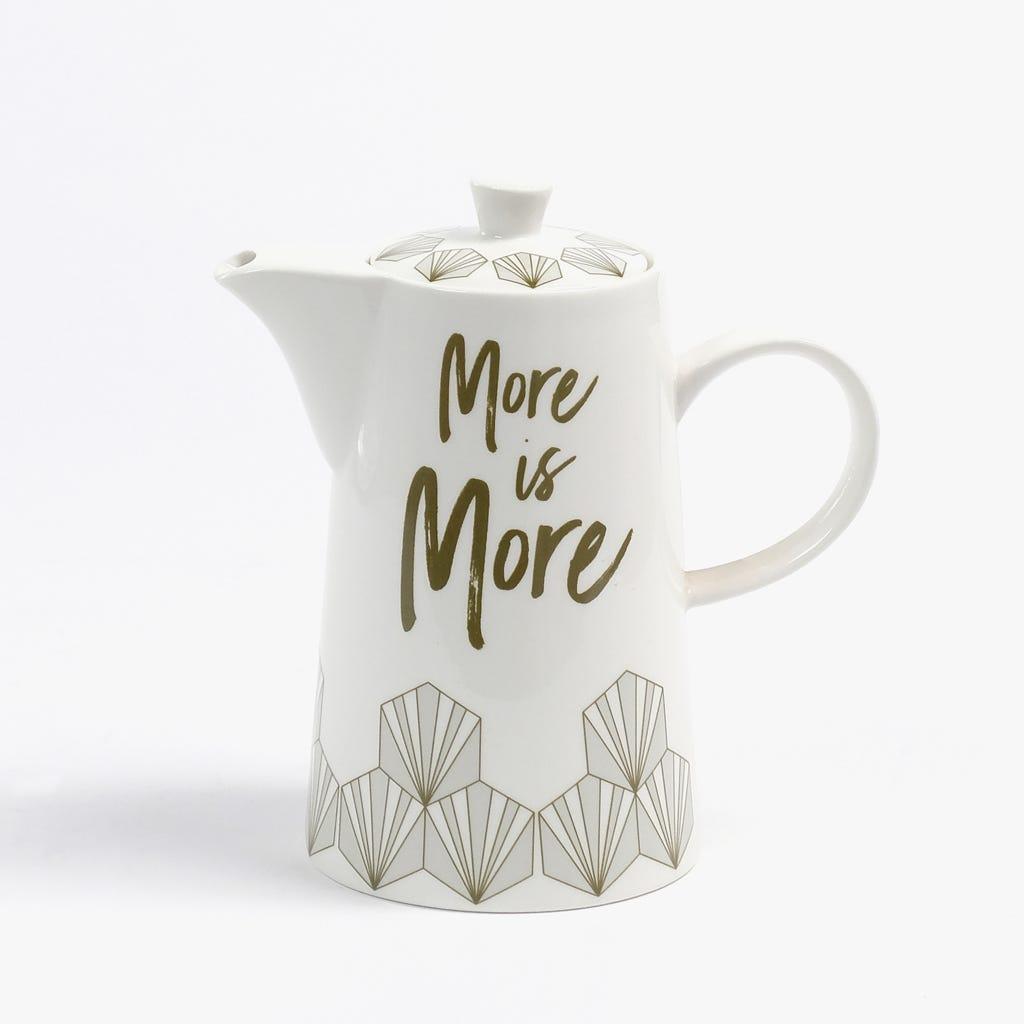 Bule More is More