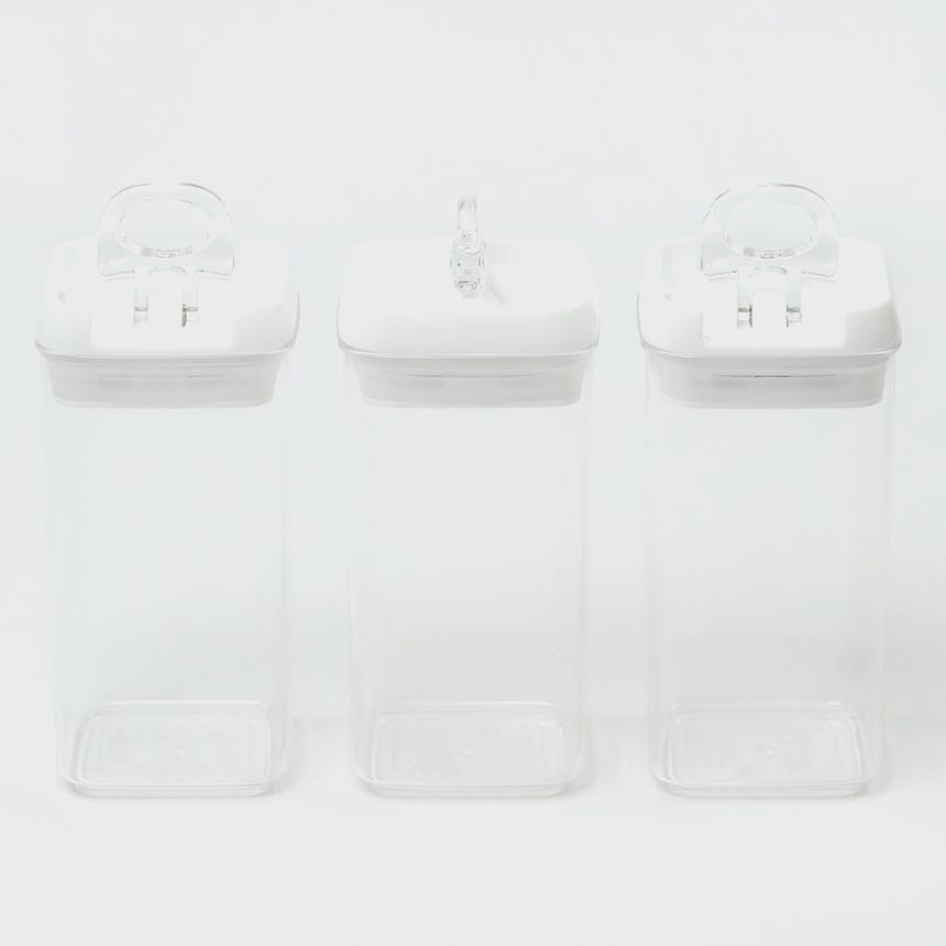 Caixa de alimentos 0,5 Lt (conjunto3)