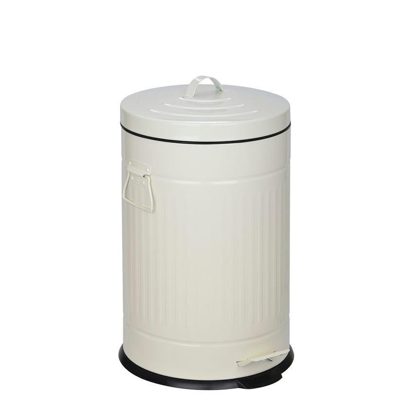 Caixote do Lixo Branco 20 Lt