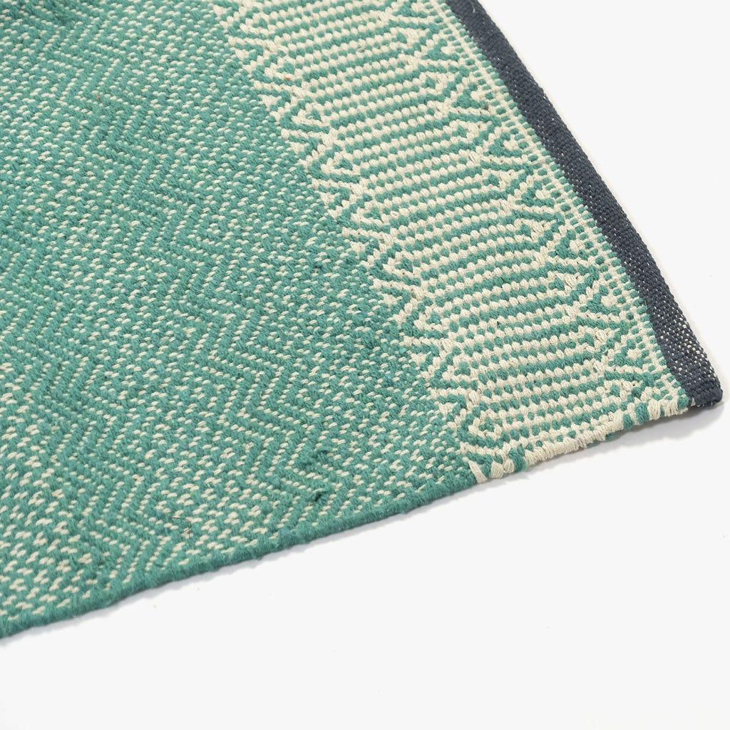 Tapete Verde 100x150 cm