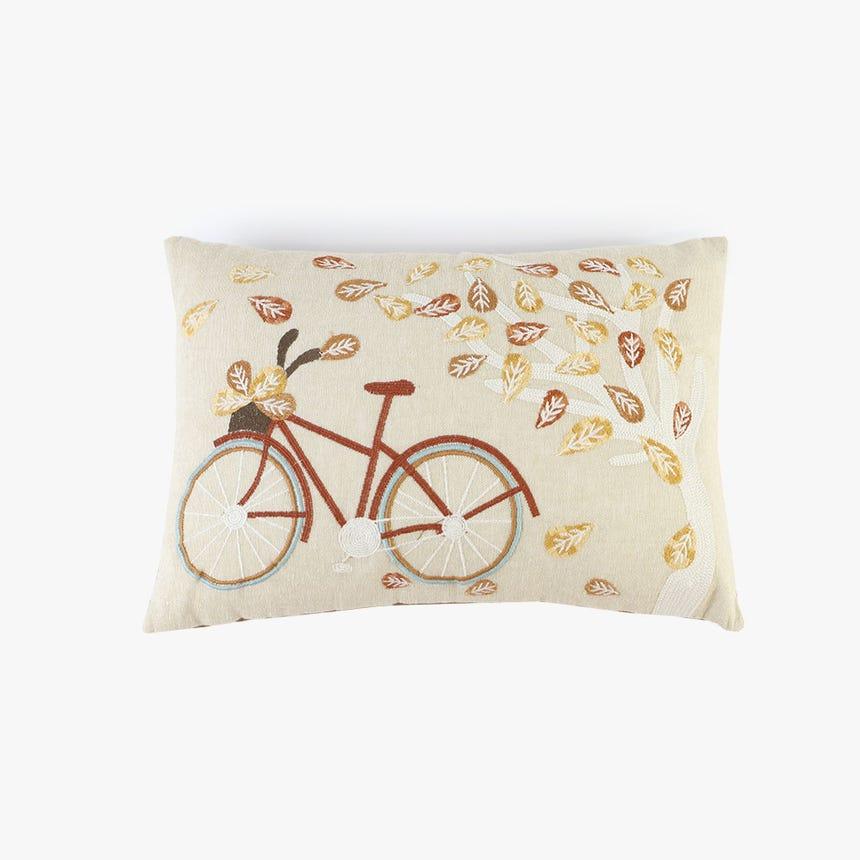 Almofada Bicicleta 33x48 cm