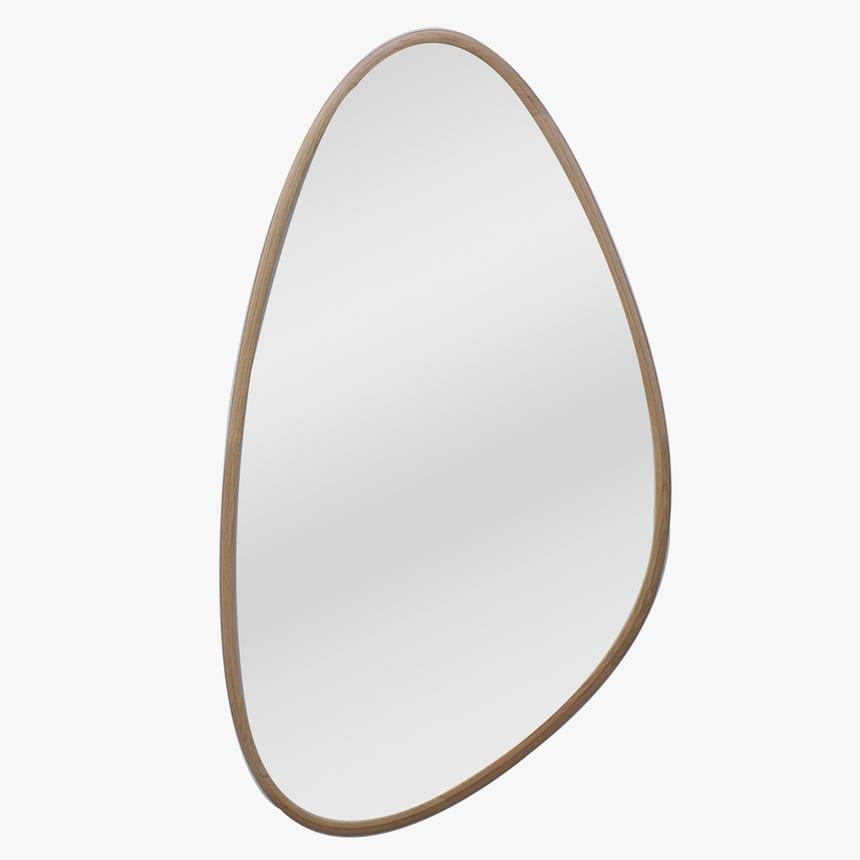Espelho Midcentury 130x72 cm
