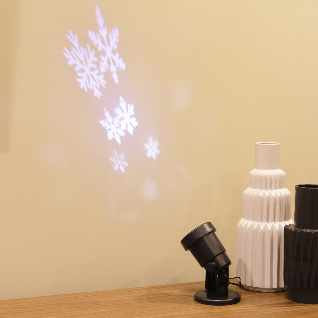 Projector de Flocos de Neve (exterior)